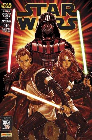 Star Wars 10 - couverture régulière : 2/2 (Kaare Andrews – tirage 50%)