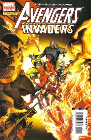 Avengers / Invaders édition Issues