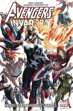 Avengers / Invaders édition TPB hardcover (cartonnée)