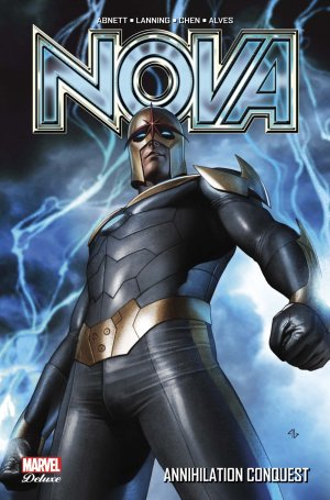 Nova édition TPB HC - Marvel Deluxe - Issues V4 (2016 - 2017)