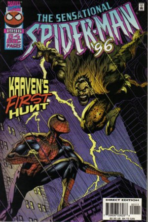 The Sensational Spider-Man 1 - Kraven's First Hunt