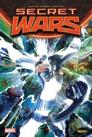 Secret Wars édition TPB Hardcover (cartonnée) - Absolute