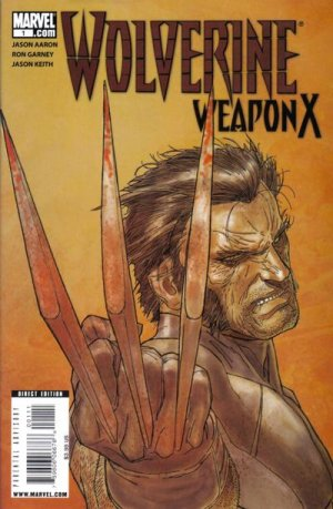 Wolverine - Weapon X édition Issues V1 (2009 - 2010)