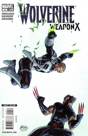 Wolverine - Weapon X 4 - The Adamantium Men, Part 4 of 5