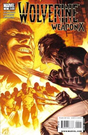 Wolverine - Weapon X 5