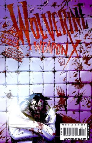 Wolverine - Weapon X 6 - Insane in the Brain, Part 1 of 5