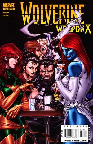 Wolverine - Weapon X 10 - Love and the Wolverine
