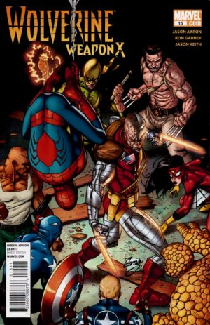 Wolverine - Weapon X 15 - Tomorrow Dies Today, Conclusion