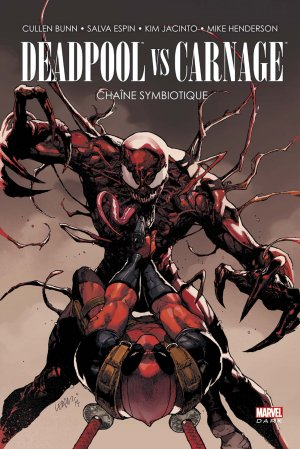 Deadpool Vs. Carnage édition TPB hardcover (cartonnée)