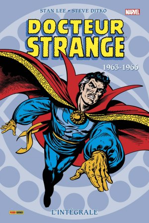 Docteur Strange édition TPB Hardcover - L'Intégrale