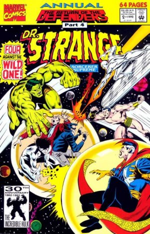 Docteur Strange # 2 Issues V3 - Annuals (1992 - 1995)