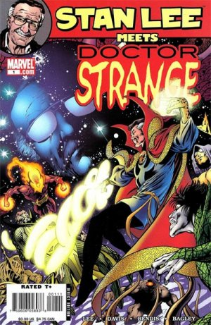 Stan Lee Meets Dr. Strange # 1 Issues
