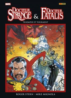 Docteur Strange & Docteur Fatalis - Triomphe & tourment édition TPB hardcover (cartonnée)