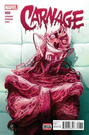 Carnage # 8 Issues V2 (2015 - 2017)