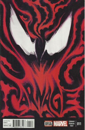 Carnage # 11 Issues V2 (2015 - 2017)