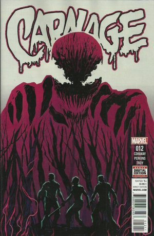 Carnage # 12 Issues V2 (2015 - 2017)
