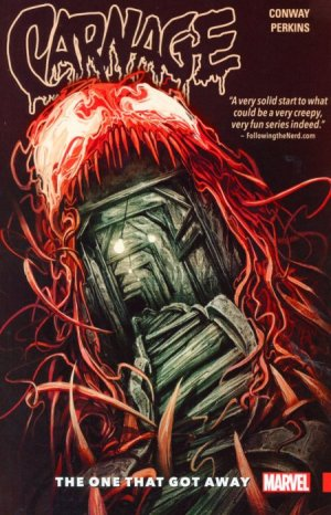 Carnage édition TPB softcover (souple) - Issues V2