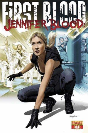 Jennifer Blood - First Blood # 1 Issues (2012 - 2013)