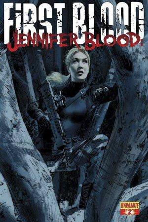 Jennifer Blood - First Blood # 2 Issues (2012 - 2013)