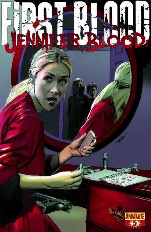 Jennifer Blood - First Blood # 5 Issues (2012 - 2013)