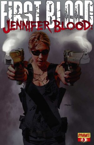 Jennifer Blood - First Blood # 6 Issues (2012 - 2013)