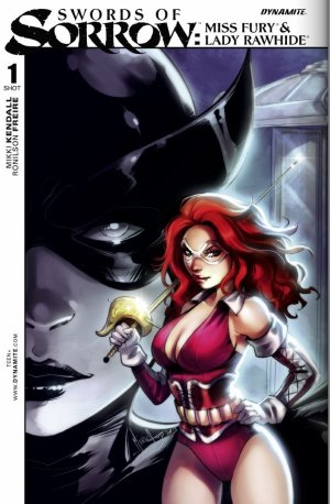 Swords of Sorrow - Miss Fury & Lady Rawhide édition Issues