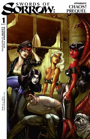Swords of Sorrow - Chaos! Prequel édition Issues