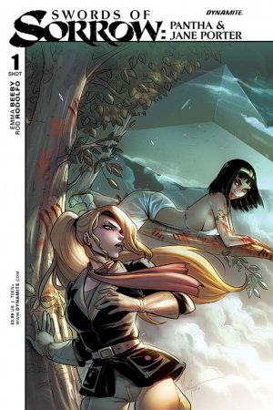 Swords of Sorrow - Pantha & Jane Porter édition Issues