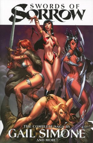 Swords of Sorrow - The Complete Saga édition TPB softcover (souple)