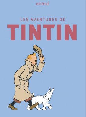 Les aventures de Tintin # 1 Coffret Intégrale 2016