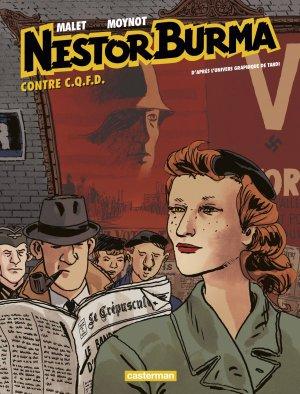 Nestor Burma # 10