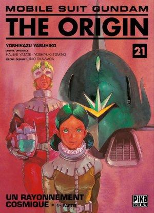 Mobile Suit Gundam - The Origin 21 SIMPLE