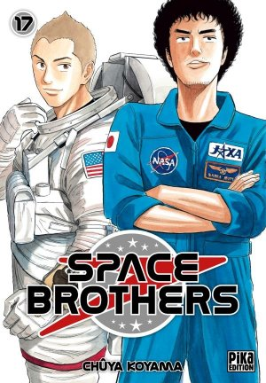 Space Brothers 17 simple