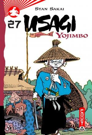 Usagi Yojimbo # 27