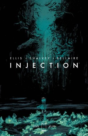 Injection édition Issues (2015 - Ongoing)