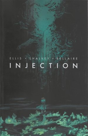 Injection édition TPB softcover (souple)