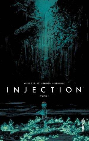 Injection édition TPB hardcover (cartonnée)