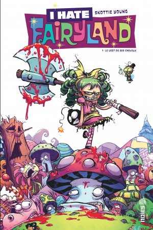 I Hate Fairyland édition TPB hardcover (cartonnée)