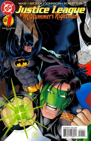 Justice League - A Midsummer's Nightmare édition Issues