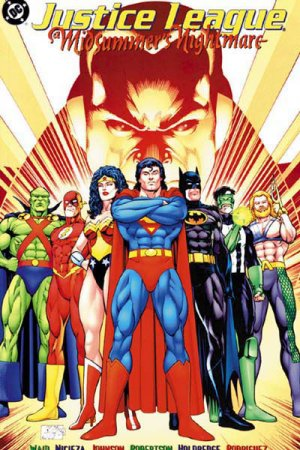 Justice League - A Midsummer's Nightmare édition TPB softcover (souple)