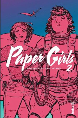 Paper Girls # 2
