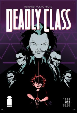 Deadly Class # 25 Issues (2014 - Ongoing)