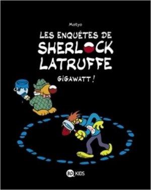 Les enquêtes de Sherlock Latruffe édition Simple