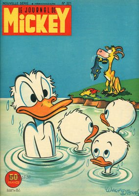 Le journal de Mickey 321