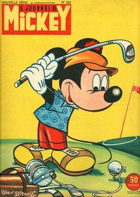 Le journal de Mickey 322