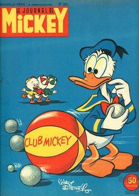 Le journal de Mickey 325