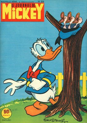 Le journal de Mickey 329