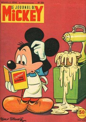Le journal de Mickey 330