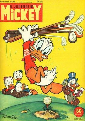 Le journal de Mickey 331