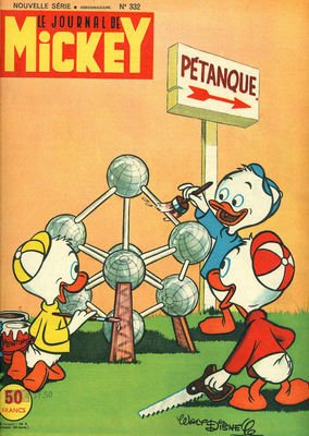 Le journal de Mickey 332